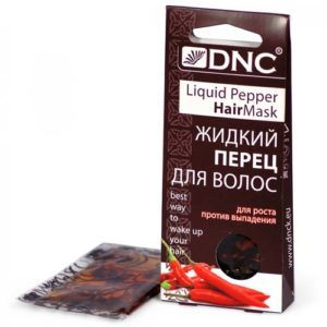 "DNC Маска для волос ""жидкий перец"" Liquid Pepper Hair Mask, 3x15 мл 3"