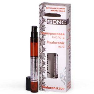 DNC Гиалуроновая кислота для лица с дозатором, 10 мл 78
