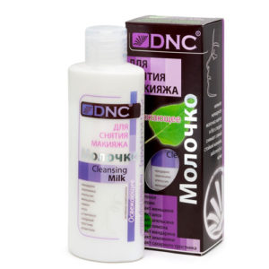 DNC Молочко для снятия макияжа освежающее Refreshing Cleansing Milk, 170 мл 3