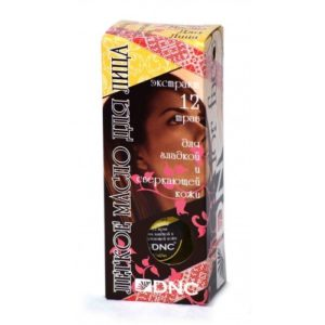 DNC Легкое масло для лица (экстракт 12 трав), 55 мл 6