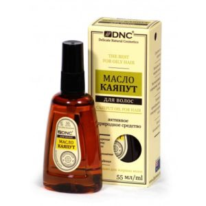 DNC Масло каяпут для волос, 55 мл 6