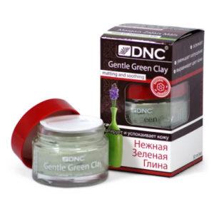 DNC Глина для лица зелёная (матирует и успокаивает) Gentle Green Clay, 50 мл 21