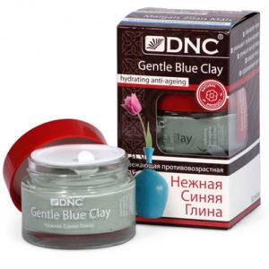DNC Глина для лица синяя (освежающая противовозрастная) Gentle Blue Clay, 50 мл 23