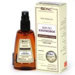 DNC Масло хлопковое для волос, кожи головы, лица и тела Cottonseed Oil for Hair & Skin, 55 мл 1