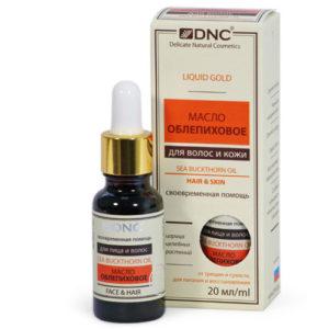 DNC Масло облепиховое для волос и кожи Sea Buckthorn Oil, 20 мл 49