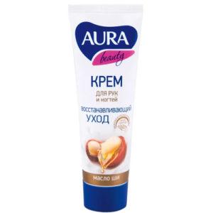 Aura Крем для рук с маслом ши, 75 мл 65