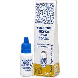 DNC L'or Маска для волос жидкий перец (комплекс растительных компонентов) Liquid Pepper Hair Mask, 15 мл 86