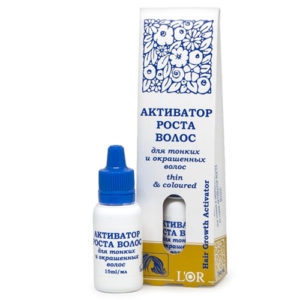 DNC L'or активатор роста для тонких и окрашенных волос (масляно-витаминный комплекс) Hair Growth Activator, 15 мл 17
