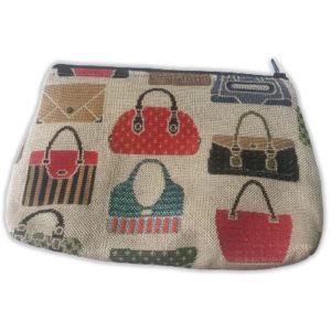 DNC Косметичка текстильная гобелен, размер 150х200х50 мм 6