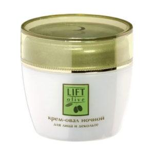 Bielita Крем-овал для лица и декольте ночной для всех типов кожи, 50 мл 4