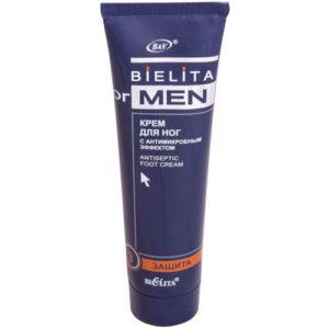 Bielita Крем для ног с антимикробным эффектом, 100 мл 3