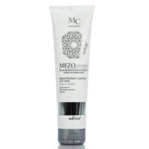 Bielita Mezo complex Мезопилинг-скатка для лица Глубокое очищение с Optim Hyal, молочной кислотой, бетаином, 100 мл 65