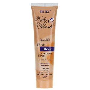 Витэкс Живой Шелк Гель-шелк для укладки волос (сверхсильная фиксация) Gel-Silk for Hair Styling 9