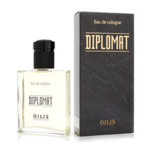 Dilis Экстра Одеколон для мужчин Дипломат, 100 мл 65