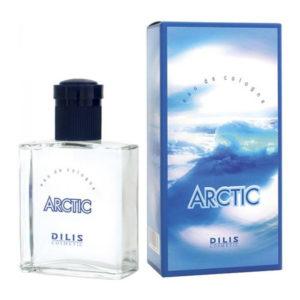 Dilis Одеколон для мужчин Арктик, 100 мл 47