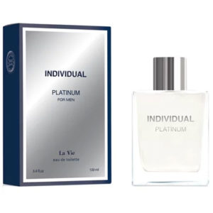 Dilis La Vie Туалетная вода для мужчин Individual Platinum (Индивидьюэл платинум), 100 мл 99
