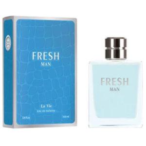 Dilis La Vie Туалетная вода для мужчин Fresh (Фрэш), 100 мл 48