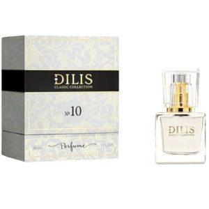Dilis Духи для женщин Classic Collection №10, 30 мл 14