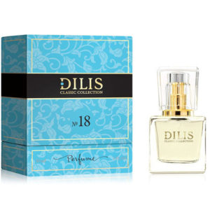 Dilis Духи для женщин Classic Collection №18, 30 мл 75