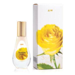 Dilis Духи для женщин Золотая роза, 9.5 мл 86
