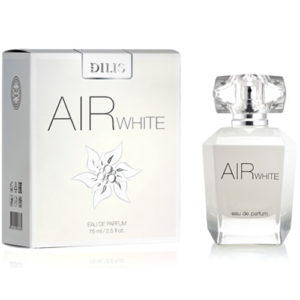 Dilis Parfum Парфюмерная вода для женщин Air White, 75 мл 3