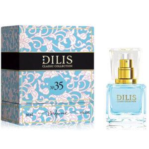 Dilis Духи для женщин Classic Collection №35, 30 мл 29
