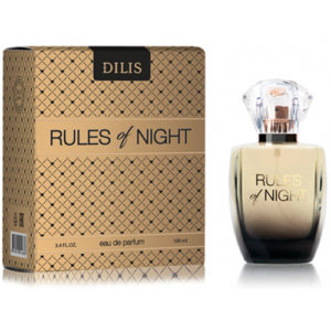 Dilis Parfum Парфюмерная вода для женщин Rules of Night, 100 мл 63