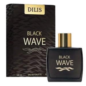 Dilis Arômes Туалетная вода для мужчин Black Wave (Блэк вэйв), 100 мл 38