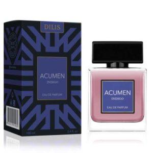 Dilis Парфюмерная вода для мужчин Acumen Indigo (Экьюмэн индиго), 100 мл 50