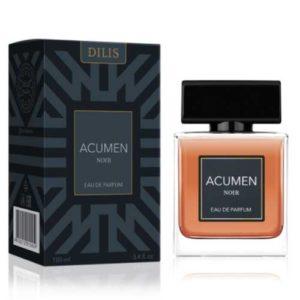 Dilis Парфюмерная вода для мужчин Acumen Noir (Экьюмэн нуар), 100 мл 51