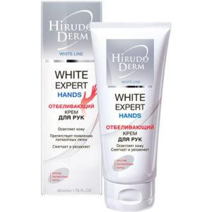 Биокон Hirudo Derm White Expert Hands Отбеливающий крем для рук, 60 мл 34