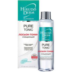Биокон Hirudo Derm Oil-control Ultra Лосьон-тоник увлажняющий, 180 мл 22