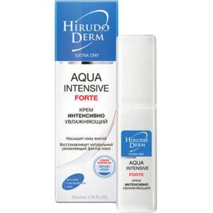 Биокон Hirudo Derm Aqua Intensive Forte Интенсивно увлажняющий крем, 50 мл 12