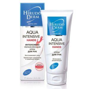 Биокон Hirudo Derm Aqua Intensive Hands Интенсивно увлажняющий крем для рук, 60 мл 46