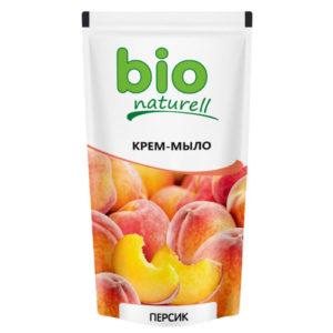 Bio Naturell Крем-мыло жидкое нежное Персик, 500 мл 8