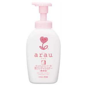 Arau Кондиционер для волос пенящийся, 500 мл 6