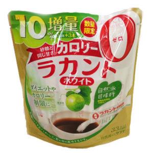 Lakanto Сахарозаменитель натуральный с экстрактом фрукта Луо Хан Гуо, 99 г (30 саше х 3 г + бесплатно 3 саше х 3 г) 9