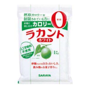 Lakanto Сахарозаменитель натуральный Granule White с экстрактом фрукта Луо Хан Гуо, 1000 г 12