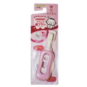 Arau Зубная щетка для малышей с ограничителем (для детей до 3-х лет), 1 шт 1