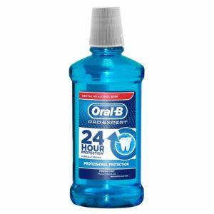 Oral-B Ополаскиватель для полости рта Pro-expert Fresh Mint, 250 мл 52