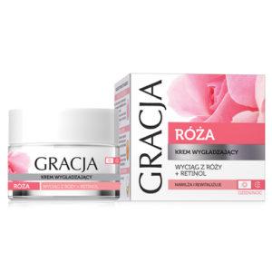 Miraculum Крем разглаживающий для лица Gracja с экстрактом розы и ретинолом, 50 мл 8