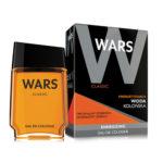 Miraculum Одеколон для мужчин Wars Classic (Варс Классик), 90 мл 1