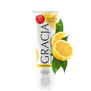 Miraculum Крем для рук защитный Gracja с экстрактом лимона и витаминами, 100 мл 30