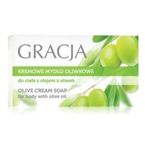 Miraculum Крем-мыло для тела Gracja с маслом оливы, 100 г 5