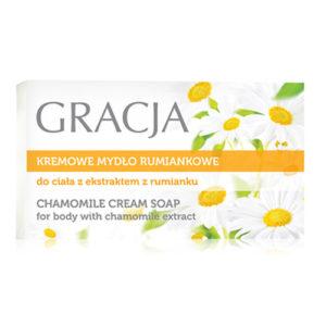 Miraculum Крем-мыло для тела Gracja с экстрактом ромашки, 100 г 4
