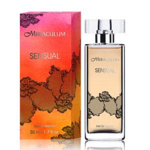 Miraculum Парфюмерная вода для женщин Sensual (Сенсуал), 50 мл 4