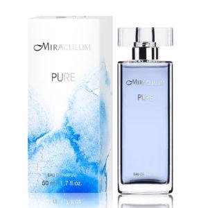 Miraculum Парфюмерная вода для женщин Pure (Пуэ), 50 мл 1