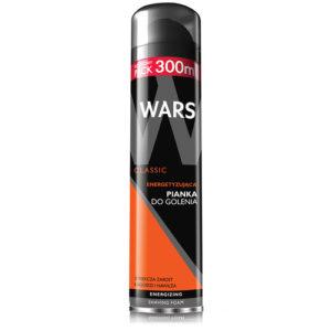 Miraculum Пена для бритья для мужчин Wars Classic (Варс Классик), 300 мл 3