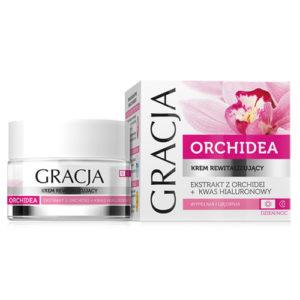 Miraculum Крем ревитализирующий для лица Gracja с экстрактом орхидеи и гиалуроновой кислотой, 50 мл 5