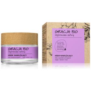 Miraculum Крем увлажняющий Gracja Bio с маслом из виноградных косточек, 50 мл 4
